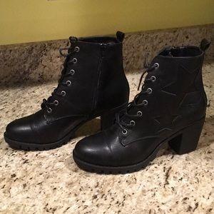 XOXO Black boots